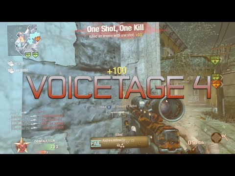Voicetage 4 (BO1 Clips & Fails)