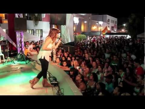 Kany Garcia Fiestas Patronales Barceloneta!!  Live