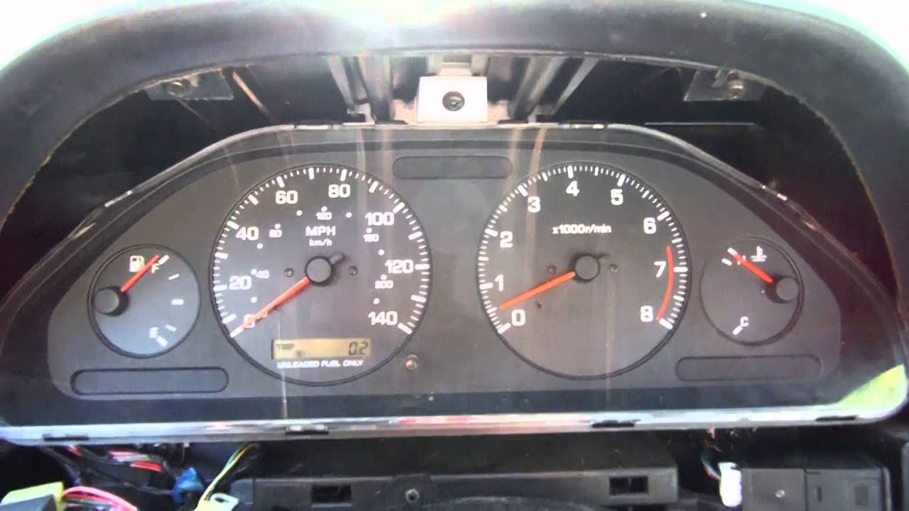 maxresdefault 1998 nissan maxima instrument cluster issue youtube 2000 Nissan Frontier King Cab at webbmarketing.co