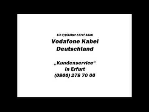 Kundenservice Kabel Deutschland Telefonnummer