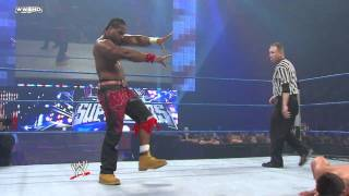 WWE Superstars: JTG vs. Primo