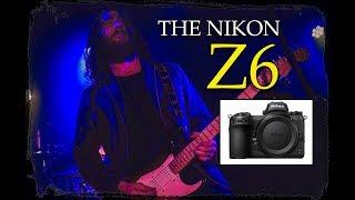 My NIKON Z6 Mirrorless Experience and VS Canon & Sony!