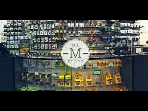 Welcome to The M Store!