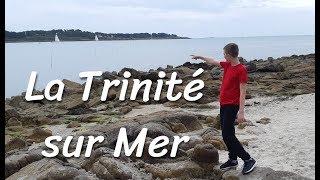 ✿ Vlog #26 : je vous emmène à La Trinité sur Mer ✿