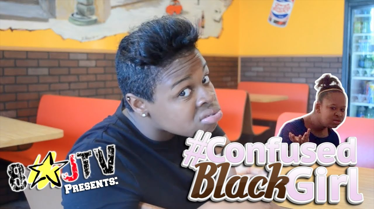 Confused Black Girl Meme With Hand Out | www.imgkid.com ...