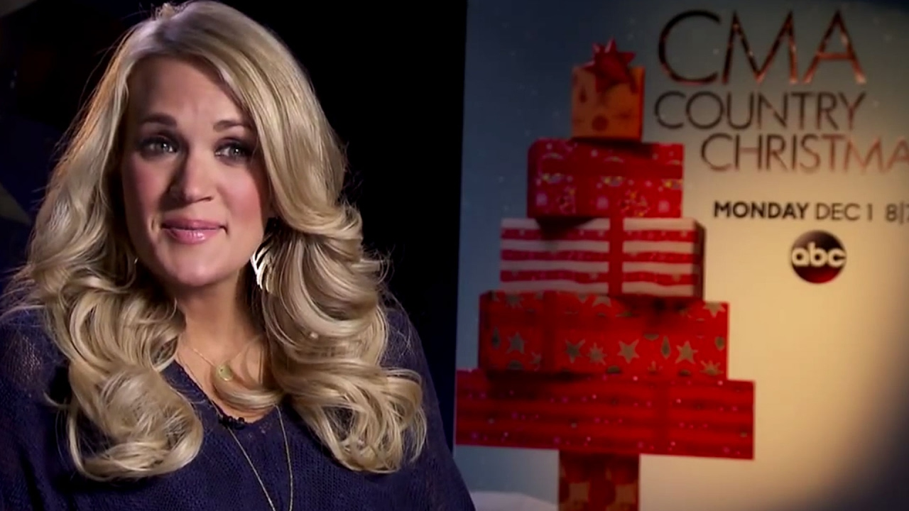 behind the scenes cma country christmas cma country christmas 2015 cma - Cma Country Christmas 2015