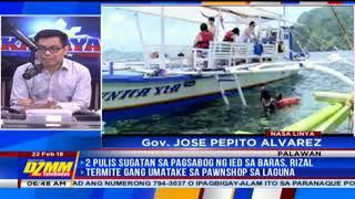 Palawan won't suffer Boracay's 'cesspool' woes, governor says