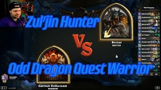 Odd Dragons Warrior vs Zul