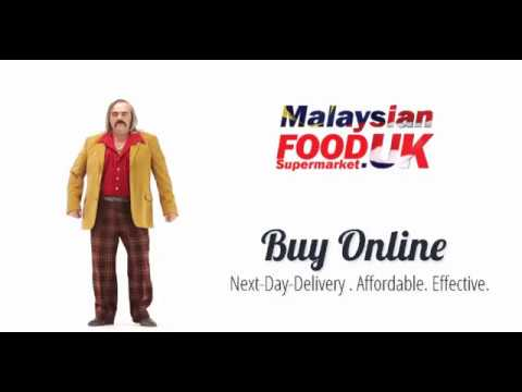 Malaysian Food Supermarket Back in Style Demo Teaser