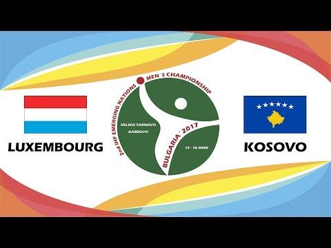 LUXEMBOURG - KOSOVO