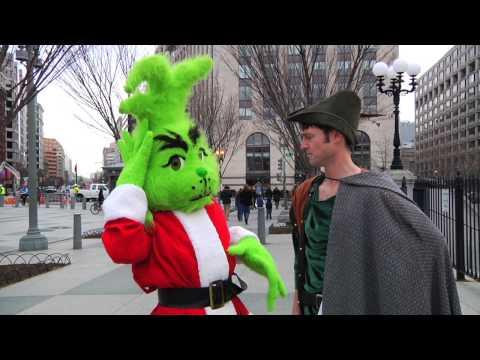 Robin Hood Applies for Treasury Secretary's Job to Heal America