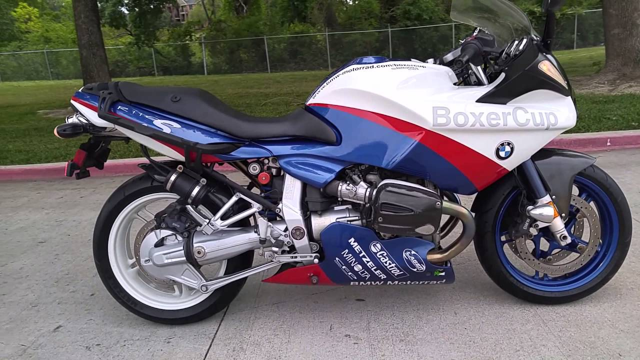 2005 bmw r1100s boxer cup replika youtube. Black Bedroom Furniture Sets. Home Design Ideas