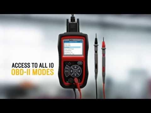 Autel AL439 OBDII Car Diagnostic Scan Tool Electrical Test Tool Code Reader Scanner