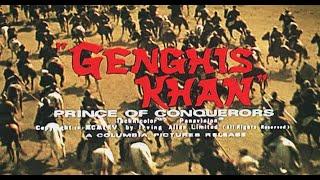 Genghis Khan starring Stephen Boyd - Trailer