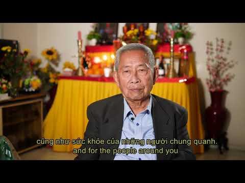 Van Chung Duong No More Butts Ambassador
