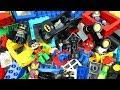 بناء ألعاب السيارات للأطفال فيديو ألعاب للأطفال تعلم الألوان