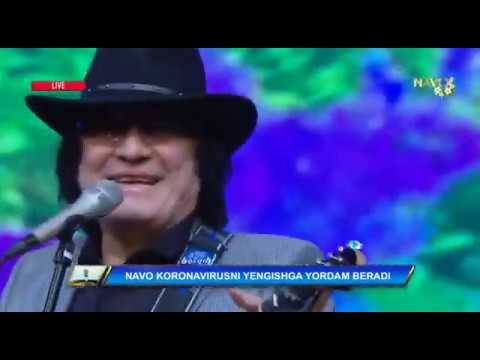 Даврон Гаипов . Davron Gaipov-Navo Tv Dasturidan..The Legend