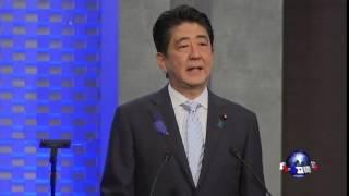 日本要求中国停止在东中国海营建海上平台