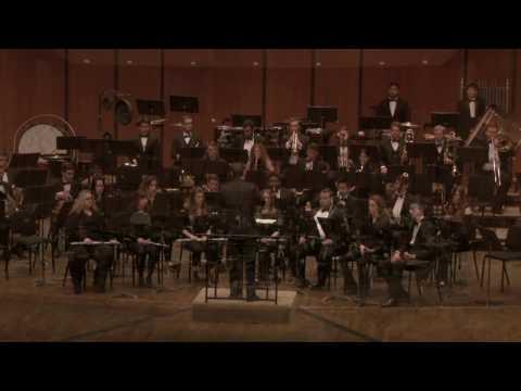 MSU Wind Symphony     12.4.2016
