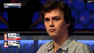 PCA 2014 - Main Event Final Table Highlights | PokerStars.com (HD)