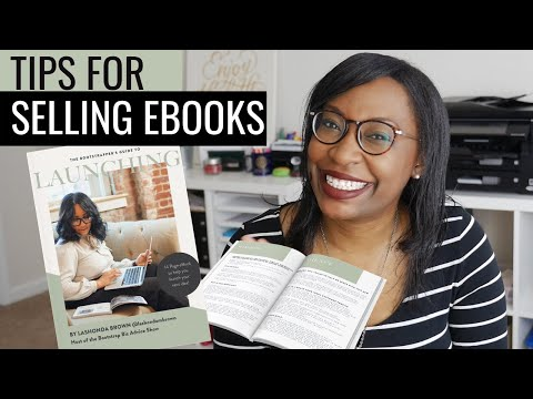 How to Sell an eBook Online ABSOLUTELY FREE using Canva + Payhip