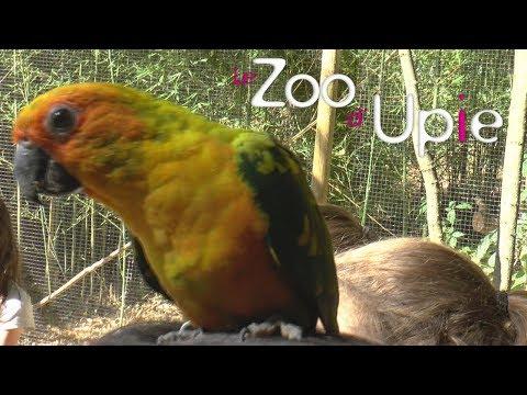 2017 09 23 Locale à la Une Jardin aux oiseaux Zoo d'Upie