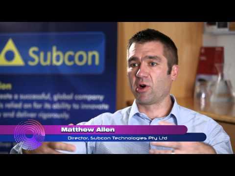Mitsubishi Corporation Emerging Innovation Category - Subcon Technologies