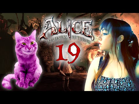 Clam STRIP Show?! | Alice: Madness Returns | 19
