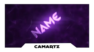 INTRO TEMPLATE PURPLE CHILLED THEME
