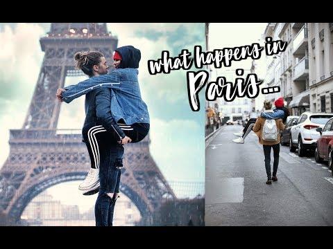 He Kinda Stole My Heart in Paris..