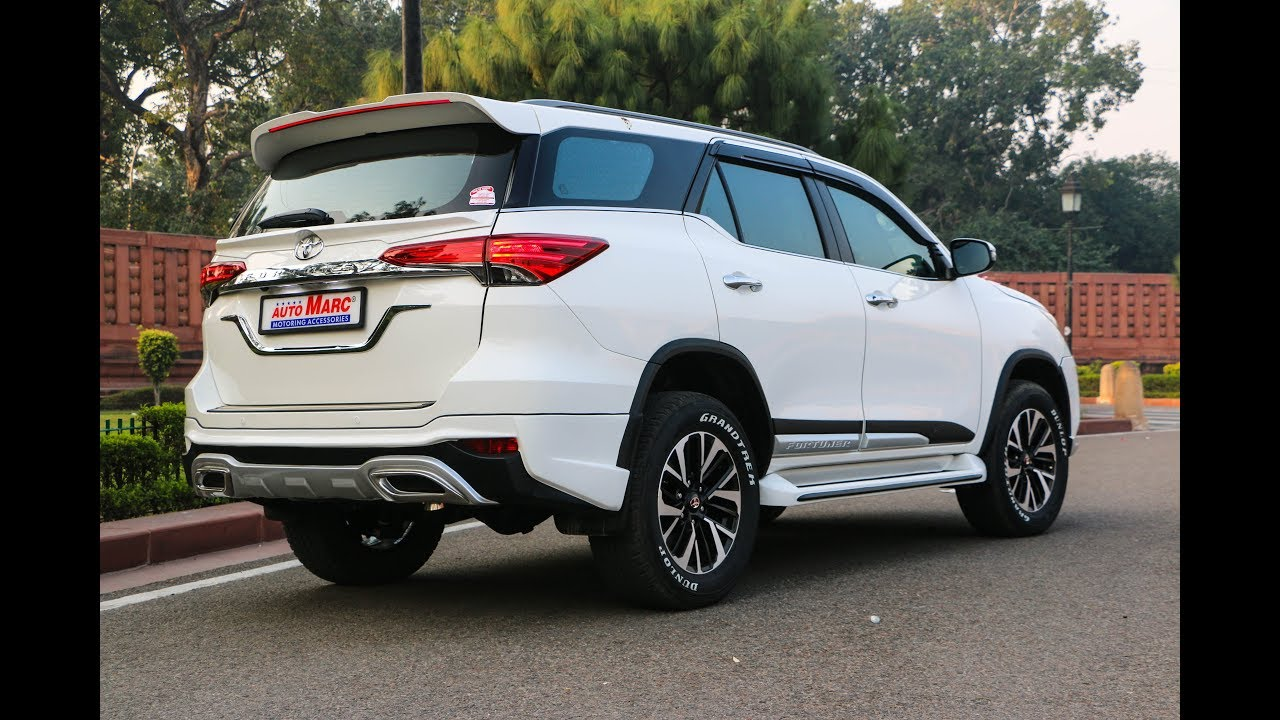 Toyota Fortuner Limited Edition 2019