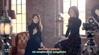 Davichi The Letter MV Lip Vers Indo Sub