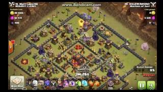 Clash of Clan || TH10 || 3 Stars War Attack || Bowler ( part II )
