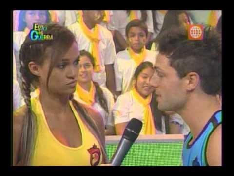 Esto Es Guerra De Verano: Nicola Se Confiesa Ante Angie - 09/01/2013