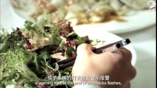 SMART CHOPSTICKS - BAIDU KUAISOU case study film