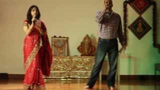 Joteyali Jote Joteyali Karoake @ Charlotte Kannada Rajyotsava 2013