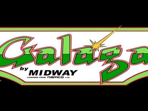 arcade1up Galaga countercade. check description for info from Erick Johnson 1994