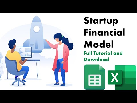 Forecast Business Growth and Cashflow with this Excel Financial Model (Download Template)