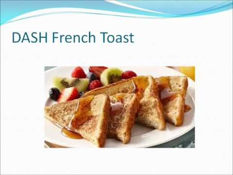 Dash Diet Breakast Recipes