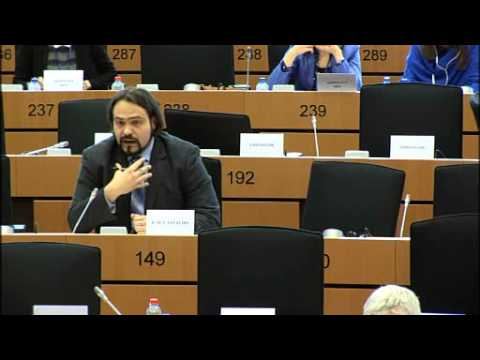intervention by MEP Fabio Massimo Castaldo, joint AFET-CULT meeting, 23 March 2015