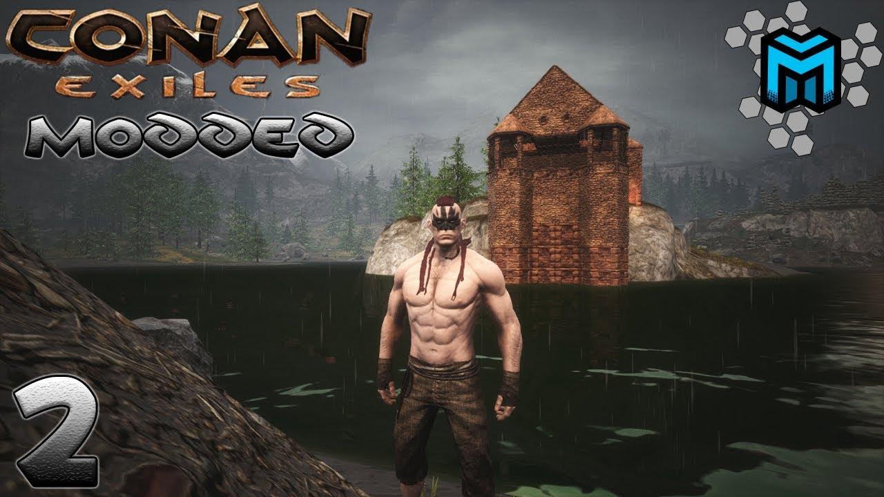 how to get black dye on conan exiles