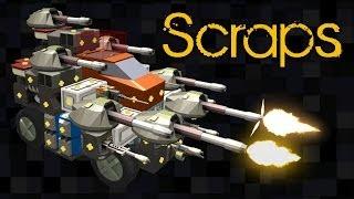 Scraps - Build your own machine of DOOM!