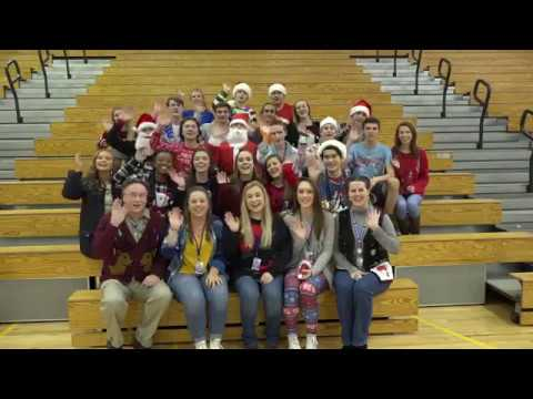 Travelers Rest High School Toy Drive 2017