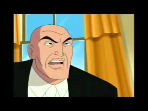 Superman kills Lex Luthor