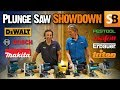Plunge Saw Showdown! Top 10 Best Saws Review