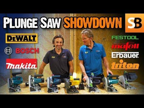 Plunge Saw Showdown! Top 10 Best Saws Review