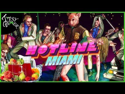 Tipsy Gamer: Hotline Miami