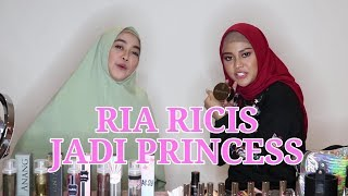 Download Video AUREL HERMANSYAH ROMBAK RIA RICIS JADI PRINCESS MP3 3GP MP4