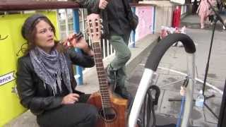 The Life of Street Musician- Susana Silva | Europe Episode #16