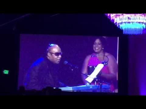 Stevie Wonder APCH Gala 2016